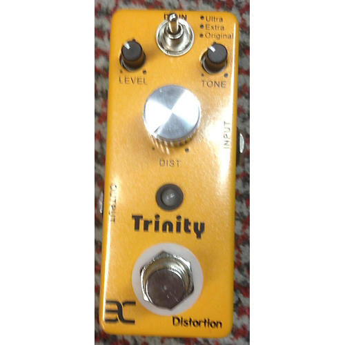 In Store Used Trinity Distortion Pedal Effect Pedal