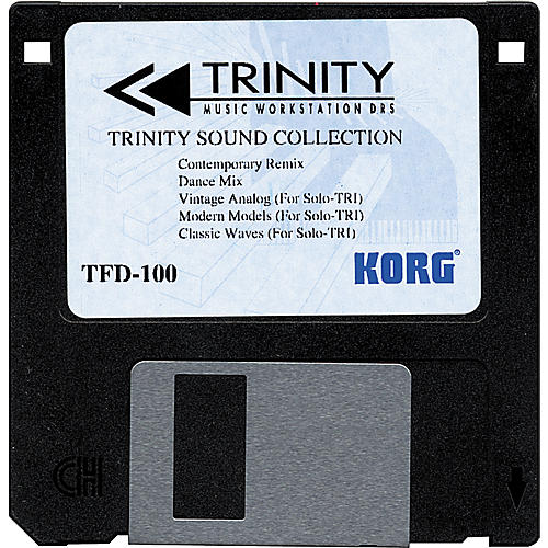 Korg Trinity Sound Collection-thumbnail