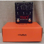 Digitech Trio Band Creator + Looper Effect Processor