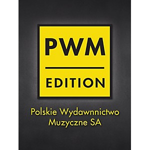 PWM Trio For Oboe< Harps and Percussion, Score and Parts PWM Series