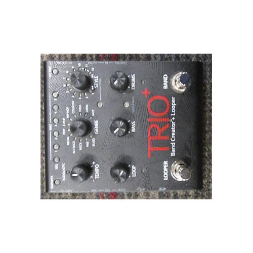 Digitech Trio Plus Band Creator And Looper Pedal Pedal