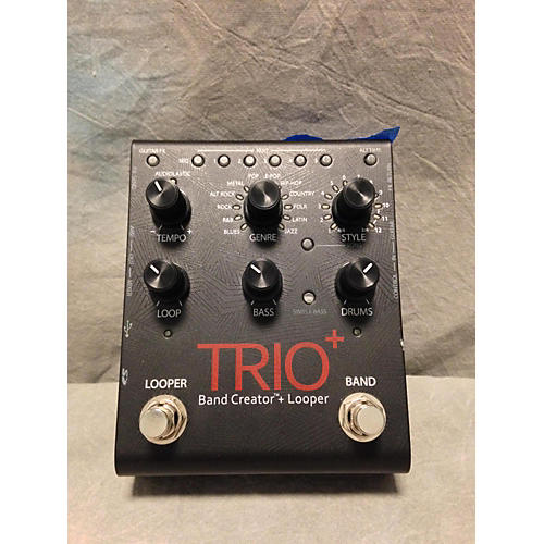 Digitech Trio Plus Pedal