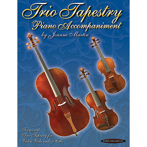 Alfred Trio Tapestry Piano Accompaniment Book-thumbnail