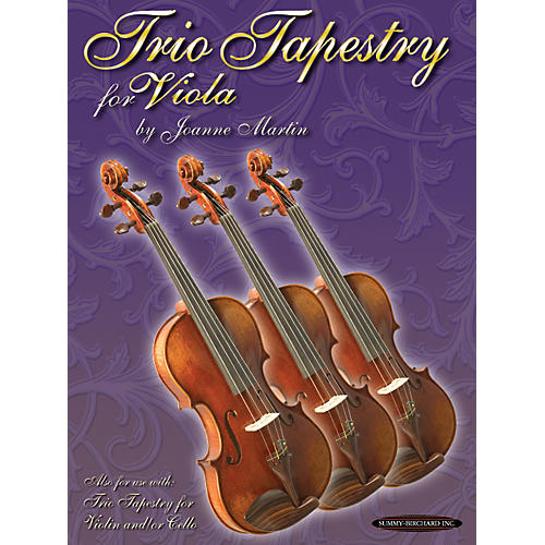 Alfred Trio Tapestry for Viola-thumbnail