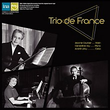 Trio de France - Faure & Ravel Trios