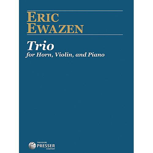 Carl Fischer Trio for Horn, Violin, and Piano