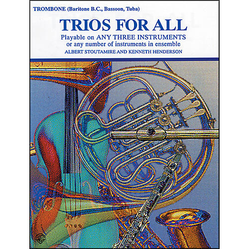 Alfred Trios for All Bass Clef-thumbnail