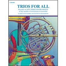Alfred Trios for All Horn in F