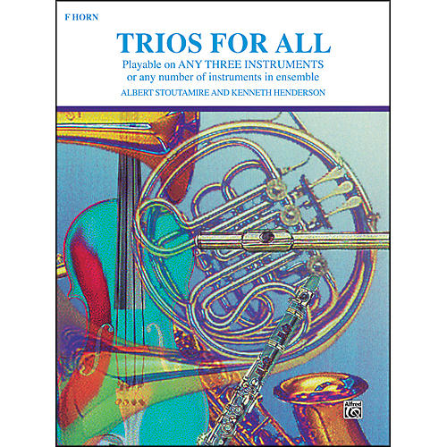 Alfred Trios for All Horn in F-thumbnail