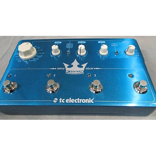 TC Electronic Triple Delay Effect Pedal-thumbnail
