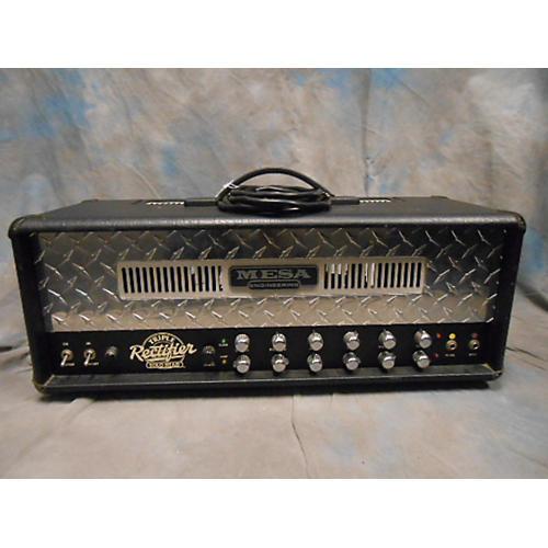 Mesa Boogie Triple Rectifier 150W 2 Channel Tube Guitar Amp Head-thumbnail
