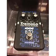 EBS Triple Tremolo Controller Effect Pedal