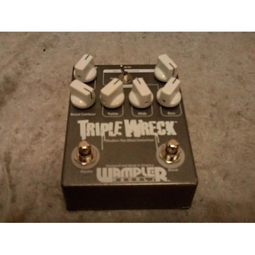 Wampler Triple Wreck Effect Pedal-thumbnail