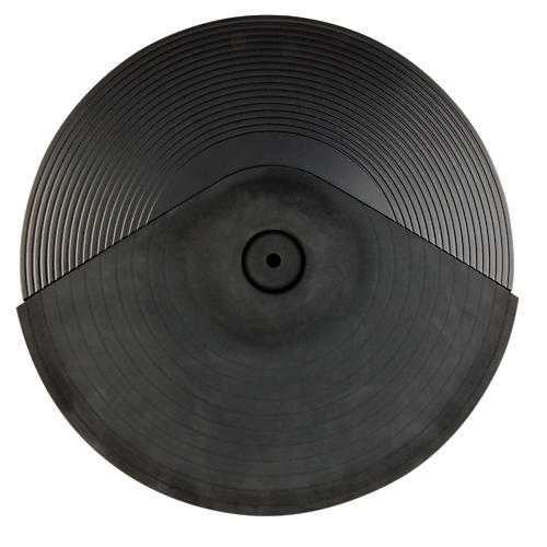Simmons Triple Zone Ride Cymbal Pad-thumbnail