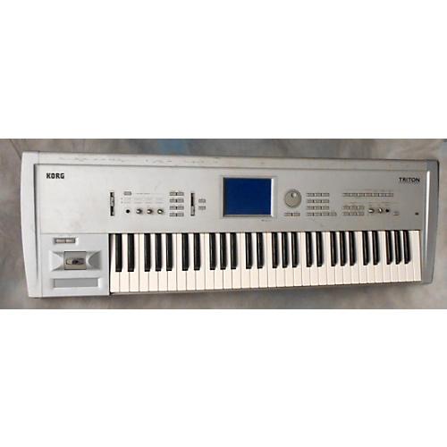 Korg Triton Classic Keyboard Workstation