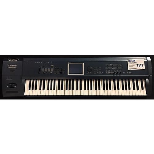 Korg Triton Extreme 76 Key Keyboard Workstation-thumbnail