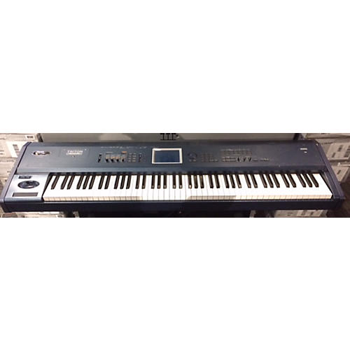 Korg Triton Extreme 88 Key Keyboard Workstation-thumbnail