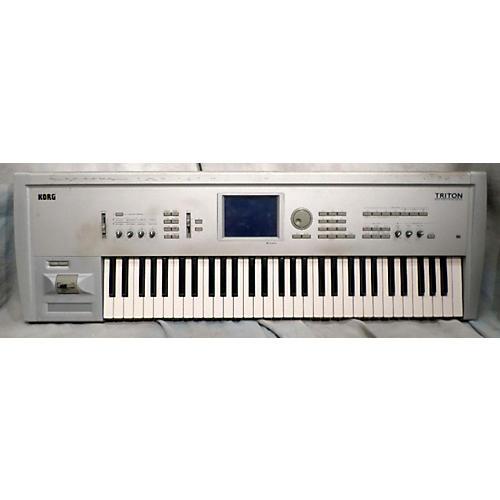 Korg Triton Keyboard Workstation