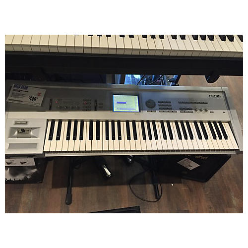 Korg Triton Keyboard Workstation