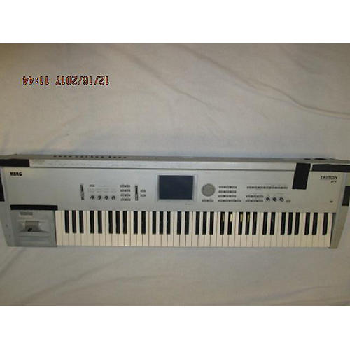 Korg Triton Pro 76 Key Keyboard Workstation