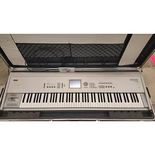 Korg Triton Pro X 88 Key Keyboard Workstation-thumbnail