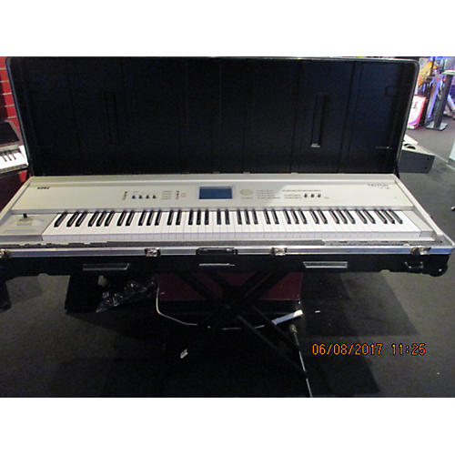 Keyboard Workstation 88 Keys : used korg triton pro x 88 key keyboard workstation guitar center ~ Hamham.info Haus und Dekorationen