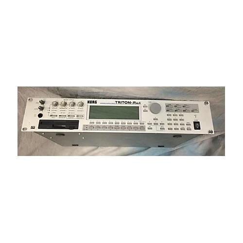 Korg Triton Rack Grey Sound Module-thumbnail