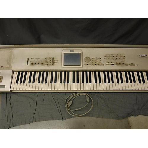 Korg Triton Studio 76 Key Keyboard Workstation-thumbnail