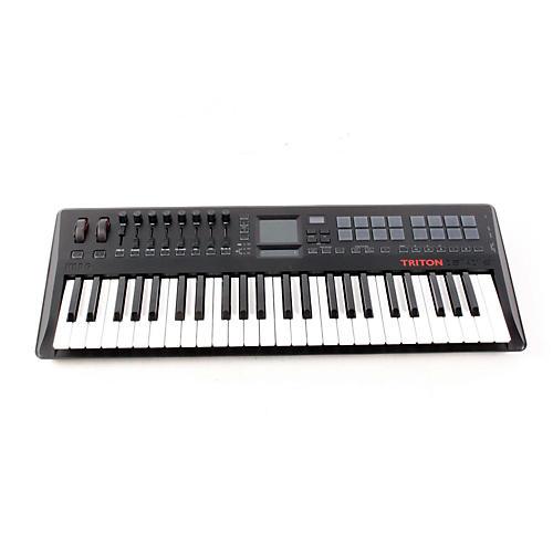 Korg TRITON Taktile 49-Key Keyboard/Synth Controller with TRITON Engine  888365345703