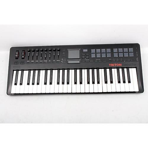 Korg TRITON Taktile 49-Key Keyboard/Synth Controller with TRITON Engine  888365390239