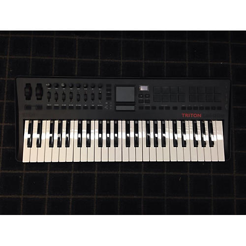 Korg Triton Taktile 49 Key MIDI Controller-thumbnail