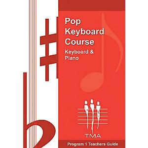 Hal Leonard Tritone Teacher Guide - Pop Keyboard Program 1 Book Series CD-R...