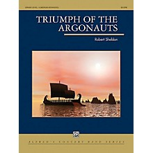 Alfred Triumph of the Argonauts Concert Band Grade 4 Set
