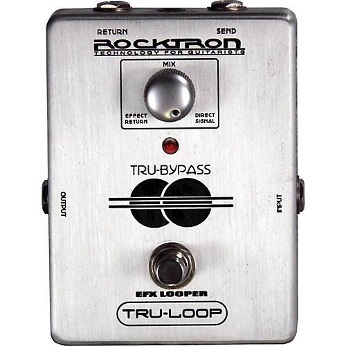 Rocktron Tru-Loop Looper Guitar Effects Pedal-thumbnail