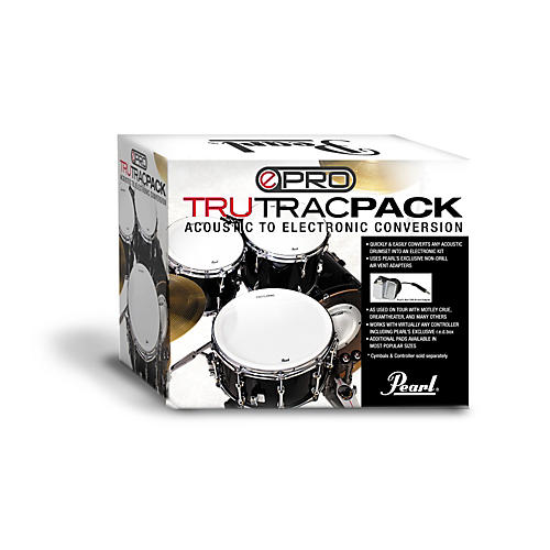 Pearl Tru Trac Electronic Head Pack-thumbnail