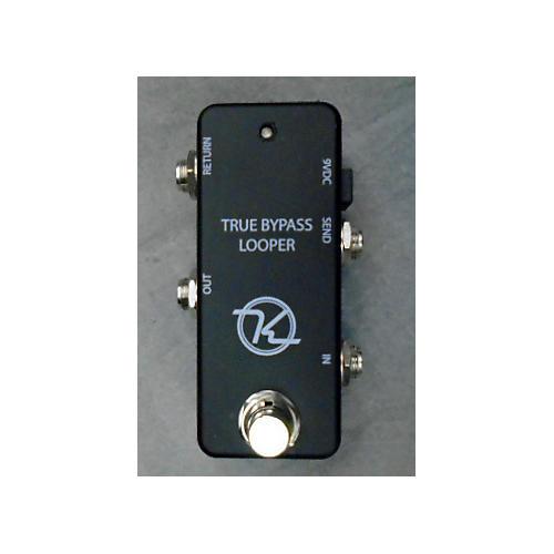 Keeley True Bypass Looper Pedal