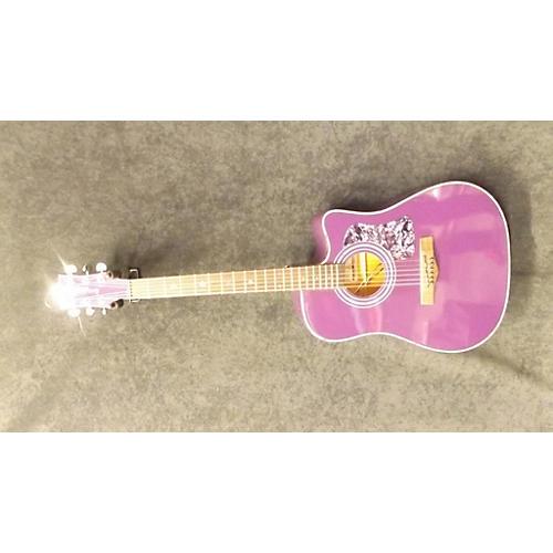 Randy Jackson True Faith Acoustic Acoustic Electric Guitar-thumbnail