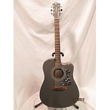Randy Jackson True Faith Acoustic Electric Guitar