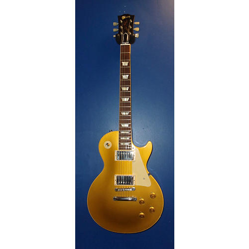 Gibson True Historic 1957 Les Paul Solid Body Electric Guitar Gold Top
