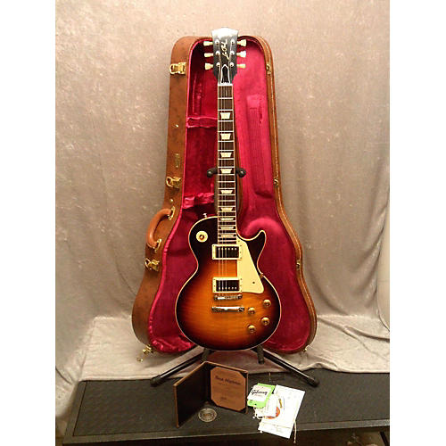 Gibson True Historic 1960 Les Paul Solid Body Electric Guitar