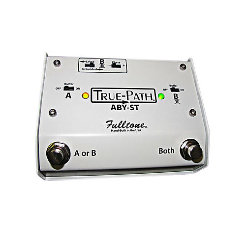 Fulltone Custom Shop True-Path Soft Touch ABY Switching Box-thumbnail