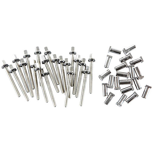DW True Pitch Snare Drum Tension Rods (20-pack)-thumbnail
