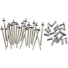 DW True Pitch Snare Drum Tension Rods (20-pack) Level 1 6.5 Inch Deep Drum