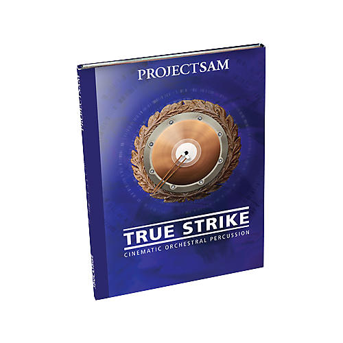 ProjectSAM True Strike 1 Cinematic Orchestral Percussion Library-thumbnail