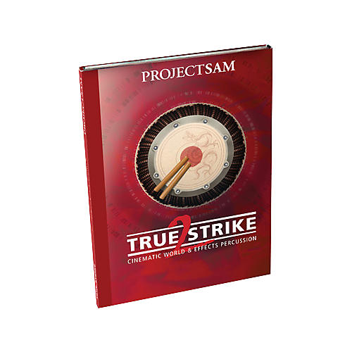 ProjectSAM True Strike 2 Cinematic World and Effects Percussion Library-thumbnail