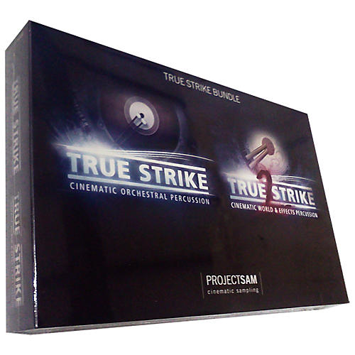 ProjectSAM True Strike Pack (Vols. 1 & 2)-thumbnail