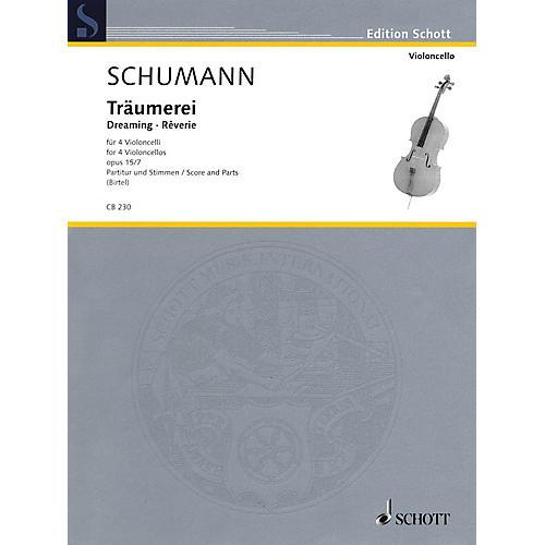 Schott Träumerei, Op. 15, No. 7 String Series Softcover Composed by Robert Schumann Arranged by Wolfgang Birtel