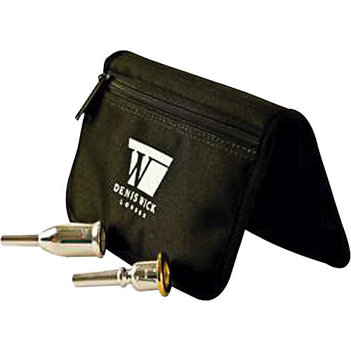 Denis Wick Trumpet / Cornet / French Horn Nylon 4 Piece Mouthpiece Pouch-thumbnail