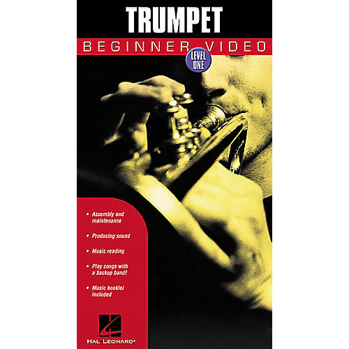 Hal Leonard Trumpet Beginner Video - Level 1-thumbnail