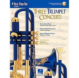 Hal Leonard Trumpet Concerti, Haydn, Telemann, Fasch